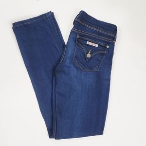 """Hudson Jeans Size 28 Beth Baby Boot / inseam 30"""""""